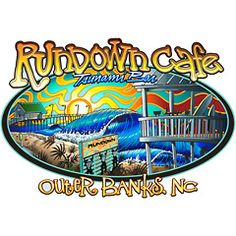 Merchandise - Rundown Cafe Outer Banks Merchandise - Get your authentic OBX t-shirts from the island's best restaurant!