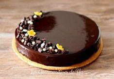 Tarte Royale Chocolat Cyril LIGNAC LGY 01
