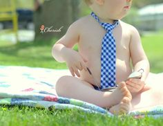toddler photography blue tie