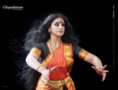 """Mohiniyattam by Methil Devika.Mohiniyattam literally means """"the dance of the enchantress"""", is believed to have come from the fact that the dancer used graceful expressions and movements meant to captivate or charm the audience."""