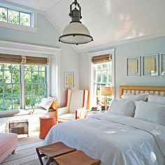 House of Turquoise: Historical Concepts + Steven Gambrel - Part design Room decor Master Bedroom Design, Home Bedroom, Bedroom Decor, Bedroom Designs, Bedroom Ideas, Master Bedrooms, Airy Bedroom, Fall Bedroom, Bedroom Inspiration