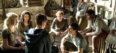 Maze Runner: The Death Cure First Look