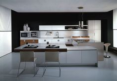 beautiful modern kitchens pinterest