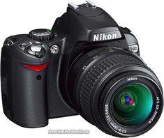Nikon D40X how tos