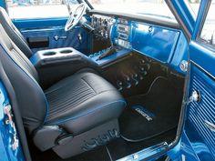 1970 Chevrolet C-10 Custom Interior