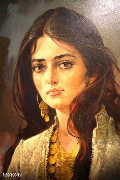 The Last Exhibition Of Painter(Abbas Katouzian )