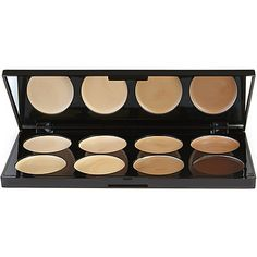 Makeup Revolution Ultra Cover & Concealer Palette Color:Medium-DarkMedium-Dark