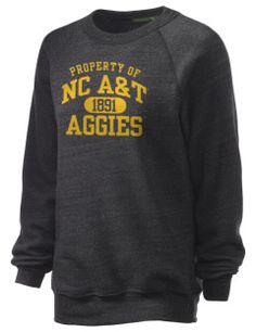 51852a130824 North Carolina A T State University AggiesWomen s Sweatshirts