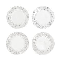 Vietri Forte Assorted Canape Plate, Set of 4 - 100% Bloomingdale's Exclusive