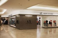 interior design for Armani Exchange - Google Search