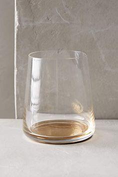 Color-Drop Stemless Wine Glass - anthropologie.com