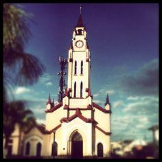 Plaza de Armas de Iquitos en Iquitos, Loreto