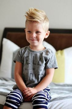 Miraculous Funny Kid And Boys Mohawk On Pinterest Short Hairstyles Gunalazisus