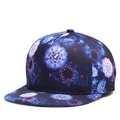 d6a9b8d9039 Digital Printing Hats Baseball Cap Fashion Trends Unisex Retro Hip Hop Snap  back Caps