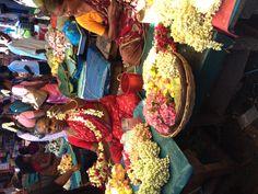 Grand Bazar Market @ Pondicherry