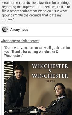 Winchester & Winchester