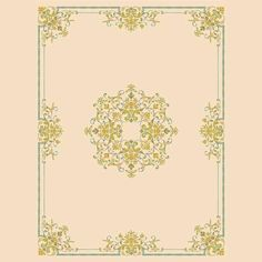 Thecomplete Victorian Ceiling Stencil Collection is based on a series of classic European stencil patterns from the early 1900s. This grand ceiling stencil set