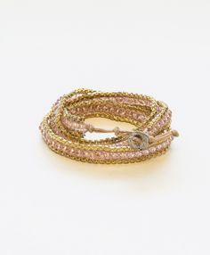 Sofiya Wrap Bracelet - Noonday Collection