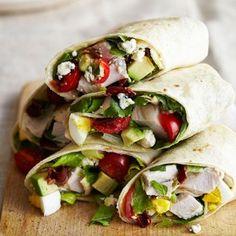 cobb salad wraps recipe
