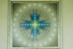 Mandala of healing in John of God compound