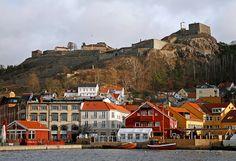 Fredriksten Fortress, Halden, Norway