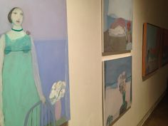 Opening March 21 and on view through May 9 here @ THE MAC  Reception / Saturday, March 21 / 5:30-7:30pm / Public is Invited  Large Gallery Joy Laville: The First Fifty Years ~ Curated by Dr. Salomon Grimberg