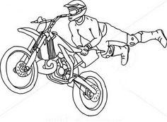 Motocicletta Modello Fatta A Mano In Legno E Rami Superior Quality In