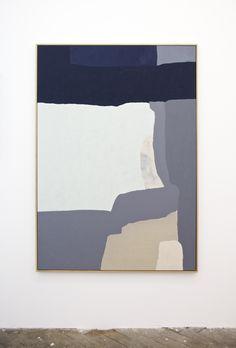 Olivier Kosta-Théfaine En flânant… 2nd solo exhibition at Galerie Jeanrochdard - Paris - 2013