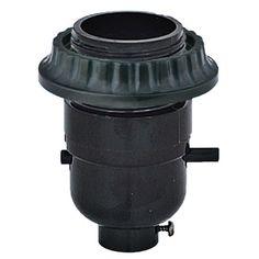 Phenolic Medium Base Light Socket Image