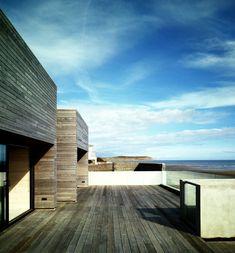 Seaside House by A2 Architects Studio, on Ireland East Coast.