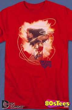 Adam Hughes Essential Wonder Woman T-Shirt: DC Comics Mens T-Shirt Wonder Woman Geeks:   Every day can be special wearing this cool men's style, Adam Hughes design shirt with great art and illustration.