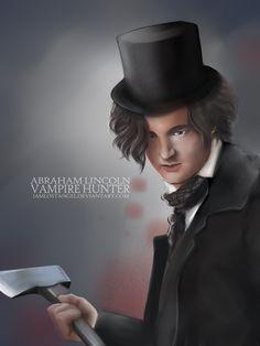 I just saw the movie Abraham Lincoln: Vampire Hunter and it was awesome! I soooooooo love Tim Burton films! Abraham Lincoln Vampire Hunter, Tim Burton Films, Deviantart, Horror