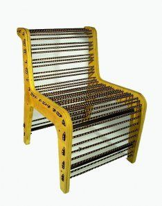 how to fix a bungee cord chair