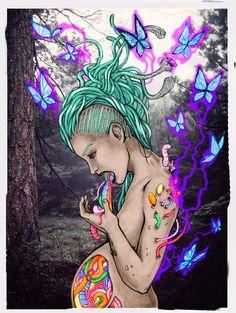 """""""Metamorphosis"""" by Flopy Valhala"""