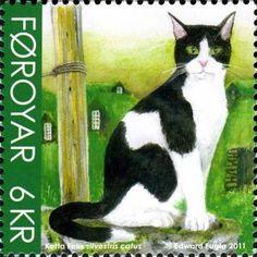 Postage stamp - Faroe Islands, 2011