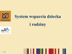 System wsparcia dziecka i rodziny>