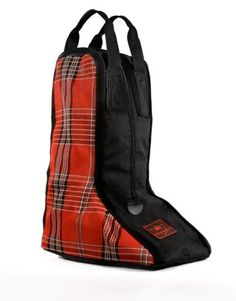 All Around Western Boot Bag | Kensington Protective Products Horse Tack, Horse Gear, Show Horses, Black Plaid, Western Boots, Rubber Rain Boots, Westerns, Bags, Shopping