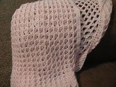 3D Baby Blanket - This easy crochet project is the best baby shower gift!