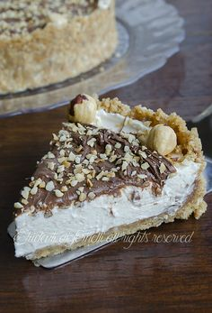 Delicious Desserts, Dessert Recipes, Yummy Food, Torte Cake, Cooking Cake, Sweet Cakes, Chocolate Recipes, Sweet Recipes, Cheesecake