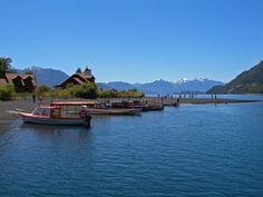 Lake Esmeralda, Chile