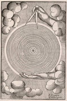 Woodcut diagrams, symbols and illustrations of alchemical processes. century France via the Beinecke Rare Book and Manuscript Library. Occult Symbols, Masonic Symbols, Occult Art, Illustrations, Illustration Art, Alchemy Art, Esoteric Art, Mystique, The Secret Book