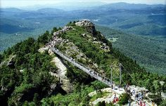 GRANDFATHER MOUNTAIN   Lineville, NC, near Banner Elk, NC.