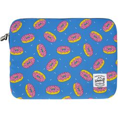 "Woouf Yummy Laptop Case - 15"" ($57) ❤ liked on Polyvore featuring accessories, tech accessories, bags, blue, case, laptop, ipad cover case, blue laptop case, laptop sleeve cases and ipad sleeve case"