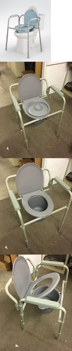 Toilet Frames and Commodes: Drive Medical K. D. Aluminum Shower ...