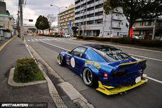 Shuichi Nakagawa's Bad Quality Nissan 180SX