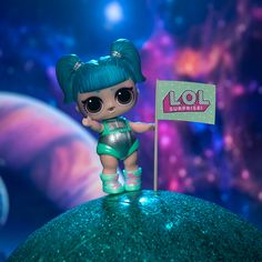 Glamstronaut is out of this world Swipe to see her color change surprises! #lolsurprise #lolsurpriseconfettipop #confettipop #collectLOL #doll #collect #dollcollector #collection #surprise #toy #unboxing #unbox #letsbefriends #Glamstronaut #STEMClub