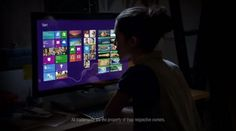 Watch the First Television Ad for Windows 8 [VIDEO] by Mrityunjay Kumar Business Technology, Windows 8, Web Browser, Viral Videos, Ads, Watch, Clock