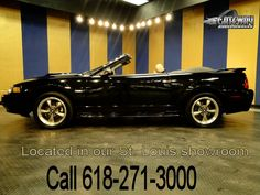 2003 Ford Mustang GT Convertible - Stock #5204-STL
