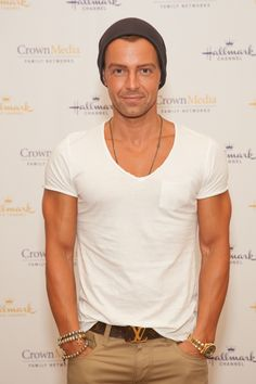 Joey Lawrence at Crown Media Family Network's 2012 Summer Television Critics Tour