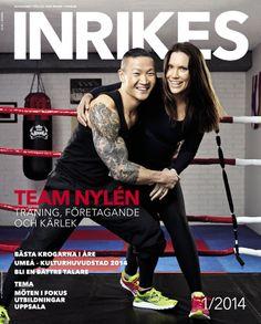 INRIKES nr 1 2014 With Mårten and Malin Nylén
